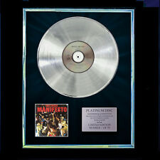 ROXY MUSIC MANIFESTO CD PLATINUM DISC FREE P+P!!