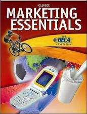 Marketing Essentials, Student Edition by McGraw-Hill, Glencoe