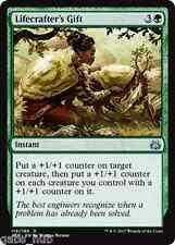 LIFECRAFTER'S GIFT Aether Revolt Magic MTG cards (GH)
