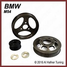 BMW M54 Underdrive Pulley Kit