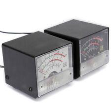1pc New Design Metal Cover Case S Meter/SWR/Power Meter for Yaesu FT-857/FT-897