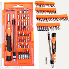 54 in1 Screwdriver Set Repair Kit Opening Hand Tools For Cellphone Computer