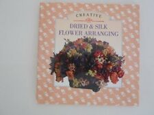 Little Book of Creative Dried and Silk Flowers by Laura Potts (1995, Hardcover)