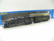 Bachmann 50901 us locomotive a vapeur 2-8-4 1225 pere Marquette DCC on Board jl890