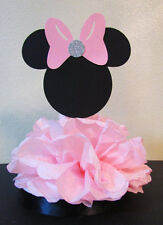 Minnie Mouse Birthday Party or Baby Shower Centerpiece