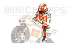 MINICHAMPS 312 110058 Riding Wheelie figure MARCO SIMONCELLI MotoGP 2011 1:12th