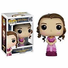 Funko Harry Potter POP Hermione Granger Yule Ball Vinyl Figure NEW Toys Collect