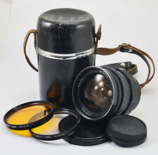 Mir 10 A 3.5/28 mm SLR Nikon F Russian Wide Angle Lens