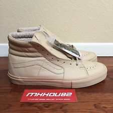New Opening Ceremony Vans Vault Sk8-Hi LX Beige Easter Pack OC Shoes Size 10.5
