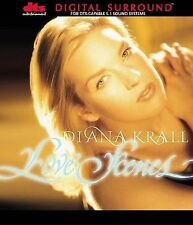 DIANA KRALL  - LOVE SCENES -   SEALED DTS CD
