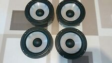 Four (4) Paradigm speakers woofers/mids from monitor 7 v. 2