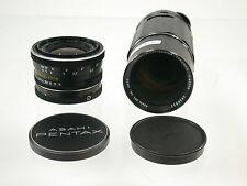 REVUENON (Schneider) 3,5/28 28mm F3,5 M42 M-42 Pentax 4/200 200mm /16