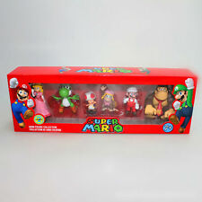 NEW NINTENDO SUPER MARIO MINI FIGURES BOX SET 6pcs - SERIES 3 (5cm)