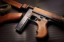 "MGC cap firing ""Thompson M1921 Submachinegun (replica,mgc,TRC,RMI,marushin,prop)"