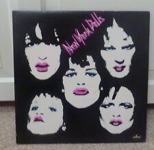 The New York Dolls Double LP Album Vinyl (Mercury) 6641 631