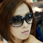 Fashion Lady's Eyewear Black White Leopard Woman's Toad Sunglasses 4Colors HOt