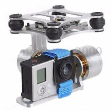 2-Axis Aluminum Brushless Camera Mount Gimbal Frame for DJI Phantom/Gopro 2 3