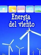 Energia del Viento (Wind Energy) (Exploremos la Ciencia) (Spanish Edit-ExLibrary