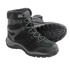 Merrell Kiandra Snow Boots - Waterproof, Insulated (For Men) Size 11.5 Black
