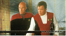 STAR TREK GENERATIONS SPECTRA FOIL CARD S2
