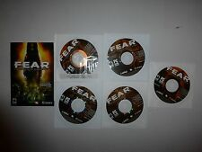 F.E.A.R.: First Encounter Assault Recon Windows PC Computer Game w/Key B60