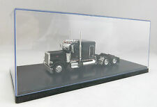 Display Show Case Black for Diecast 1:50 Truck Prime Movers Drake Models