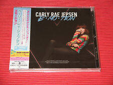 2015 CARLY RAE JEPSEN EMOTION with bonus tracks (Total 18 TRACKS)  JAPAN CD