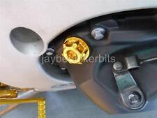 OIL FILLER CAP CNC GOLD Honda CB1000R CB125 CB250 CB600 CB900 HORNET CB750  R2B6