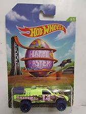 Hot Wheels Happy Easter 2014 Toyota Off-Road Truck new original packaging 1:64