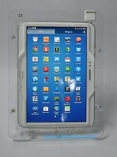 Samsung Galaxy Tab 4 10.1 Clear Acrylic VESA Desktop Wall Mount Security Case