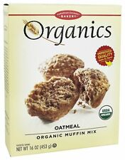 European Gourmet Bakery - Organic Muffin Mix Oatmeal - 16 oz.