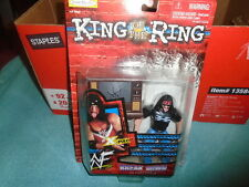 Jakks WWE WWF Mattel Figure NEW King of the Ring XPac Sixx Degeneration X DX