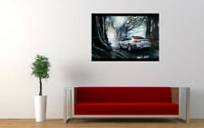 BMW M6 GRAN COUPE NEW GIANT LARGE ART PRINT POSTER PICTURE WALL