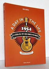 Enzo Gentile  A DAY IN THE LIFE  La storia del pop rock minuto per minuto LIBRO
