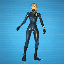 "Marvel Legends - INVISIBLE WOMAN from Fantastic 4 Box Set - 6"" ToyBiz"