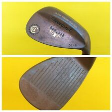 GOLF CLEVELAND 588 RTG STEEL FORGED SAND WEDGE 52°