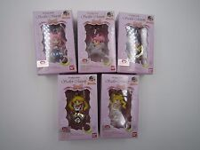 Sailor Moon Twinkle Dolly Part 3 Mini Figure Charm Strap Full Set Bandai Japan