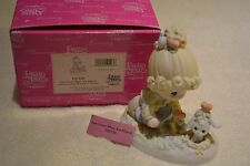 2004 PRECIOUS MOMENTS LOVE GROWS WHERE YOU PLANT IT FIGURINE 120120