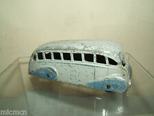 "VINTAGE DINKY TOYS MODEL No.29b STREAMLINE BUS 2nd VERSION ""WITHOUT REAR WINDOW"""