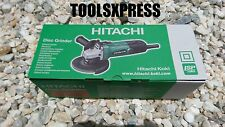 NEW HITACHI G10SS 100MM ANGLE GRINDER 630W **SALE**