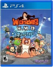 NEW Worms WMD All Star Pack (Sony PlayStation 4, 2016)