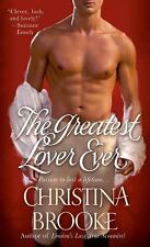 The Greatest Lover Ever, Brooke, Christina, Good Condition, Book