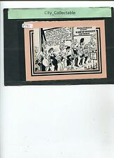 P731 # MALAYSIA USED PICTURE POST CARD * LATS' COMIC DRAWING .. LONDON