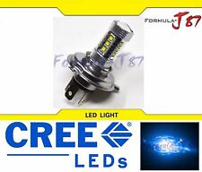 CREE LED 80W 9003 HB2 H4 BLUE 10000K ONE BULB HEAD LIGHT OFF ROAD LAMP REPLACE