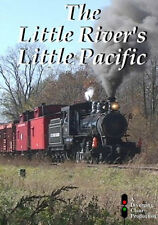 Railroad DVD: Little River Railroad 4-6-2 #110 in summer and fall