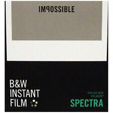 Tipo de espectros de imagen Polaroid Negro y Blanco de películas instantáneas-Nuevo