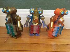 Builgamo Ultraman Jack Robot Sofubi Kaiju Vinyl Toy Figure Set