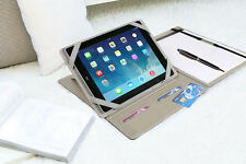 "For 9.7"" Tablet PC iPad 2 3 4 Business Briefcase Case Cover Stand Holder w/"