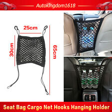 Car Mesh Net Storage Front Seat Gap Bag Truck Holder Hanging Cargo Organizer New