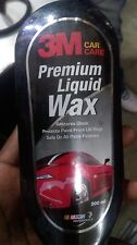 3M Car Care Premium Liquid Wax Car Polish (200 ml)
